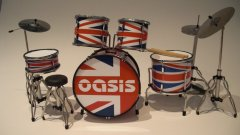 Noel Gallagher Drum Kits