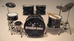 Green Day Drum Kits
