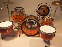 Jimmy Page Drum Kits
