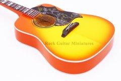 """Rolling Stones 10"""" Miniature Guitars"""