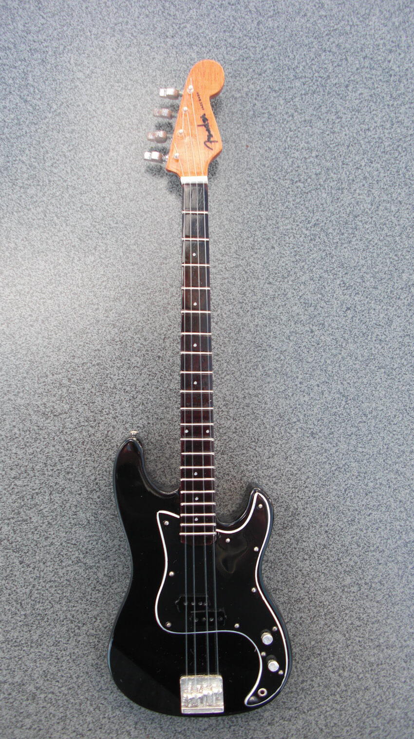 RGM44 Phil Lynott Thin Lizzy Miniature Guitar