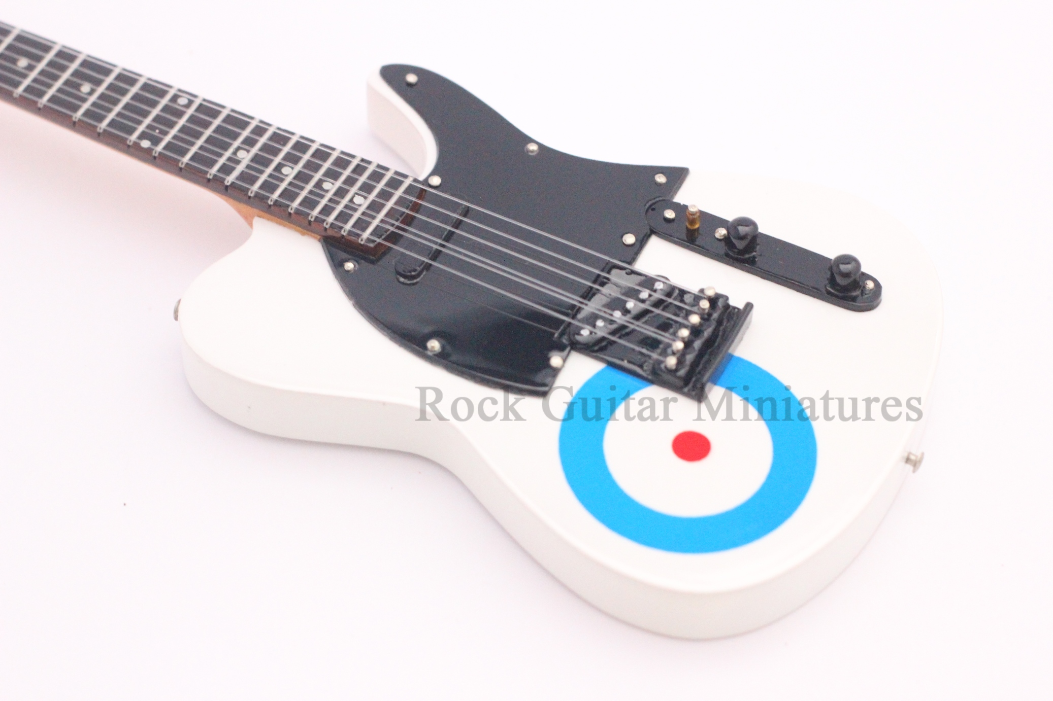 1ddcd7500980 Pete Townshend THE WHO Miniature Guitar (RGM60)