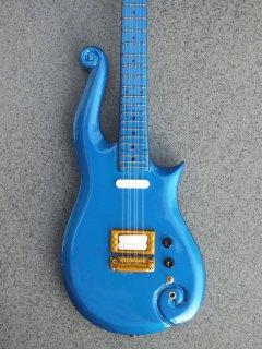 "Prince 10"" Miniature Guitars"