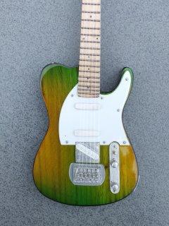 """Status Quo 10"""" Miniature Guitars"""