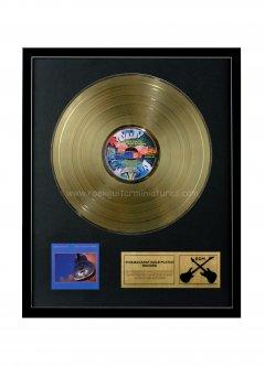 """Mark Knopfler 12"""" Gold Disks"""