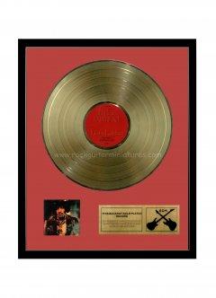 "Jimi Hendrix 12"" Gold Disks"