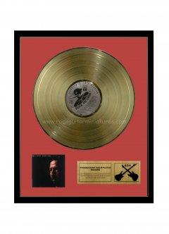 "Eric Clapton 12"" Gold Disks"