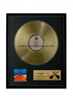 "RHCP 12"" Gold Disks"