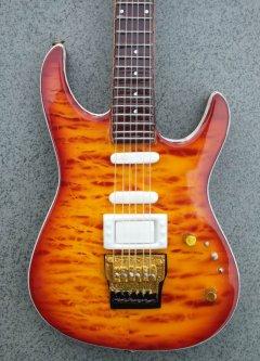 "Mark Knopfler 10"" Miniature Guitars"
