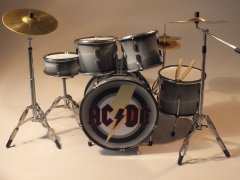 Angus Young Drum Kits