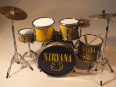 Nirvana Drum Kits
