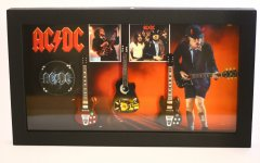 Angus Young Shadowboxes