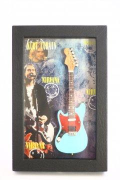 Kurt Cobain Shadowboxes