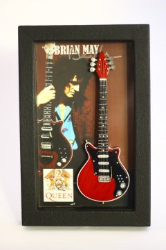 Brian May Shadowboxes