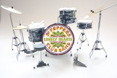 The Beatles Drum Kits