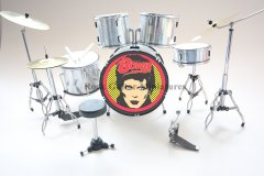 David Bowie Drum Kits