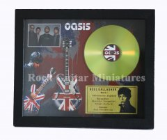 Noel Gallagher Shadowboxes