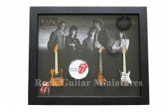 Rolling Stones Shadowboxes