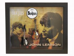John Lennon Shadowboxes
