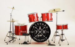 Avenged Sevenfold Drum Kits