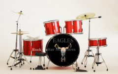 The Eagles Drum Kits