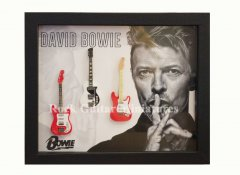 David Bowie Shadowboxes