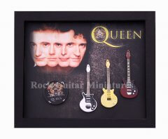 Queen Shadowboxes