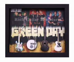 Green Day Shadowboxes