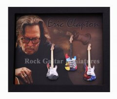 Eric Clapton Shadowboxes