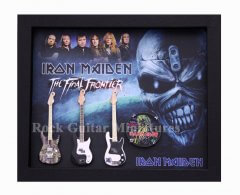 Iron Maiden Shadowboxes