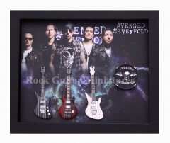 Avenged Sevenfold Shadowboxes