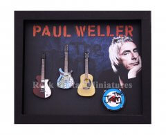 Paul Weller Shadowboxes