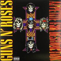 Guns N Roses Vinyl