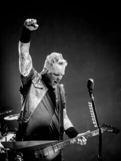 James Hetfield Poster